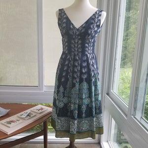 Eliza J floral and Embellished Dress Size 4